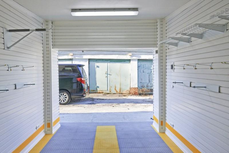 Планировка гаража внутри своими руками
